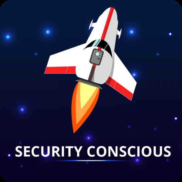 Security Conscious Secure Hosting & Web Management Services